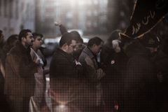 10η ημέρα ashura muharram Στοκ Φωτογραφίες