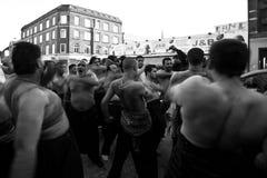 10η ημέρα ashura muharram Στοκ Εικόνα