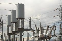 10发电站 免版税库存图片