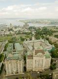 10城市魁北克 免版税库存照片