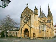 10天主教教会 库存图片