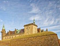 10座城堡kronborg 库存照片