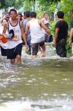 10月29日:曼谷的Dusit 免版税库存照片