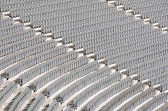 10橄榄球没有体育场 免版税库存照片