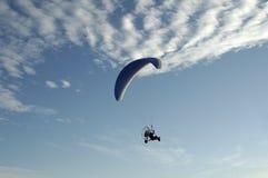 10滑翔伞 免版税库存图片