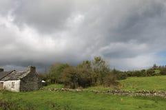 10爱尔兰横向 库存照片