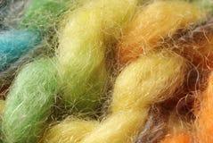 10羊毛 免版税图库摄影