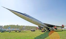 10航空历史记录 免版税库存图片