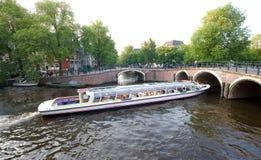 10阿姆斯特丹典型的视图 库存图片
