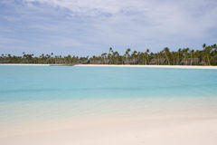 10马尔代夫 免版税库存照片