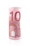 10 ευρώ Στοκ φωτογραφία με δικαίωμα ελεύθερης χρήσης