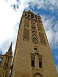 10 καθεδρικός ναός Σεβίλλ&e Στοκ Φωτογραφία