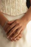 10 χέρια Στοκ Φωτογραφίες