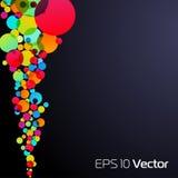 10 абстрактная предпосылка eps Стоковое фото RF