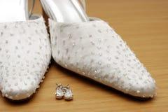 10 ботинок Стоковая Фотография