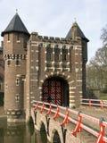 10 голландецов замока стоковая фотография
