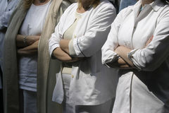 10 докторов Стоковая Фотография