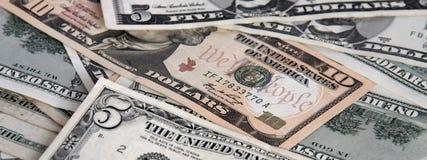 10 долларов Стоковое Изображение RF