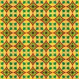 10 керамических безшовных плиток Стоковая Фотография RF