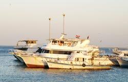 10 кораблей Стоковое Фото