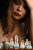 10 частей шахмат Стоковое Изображение RF