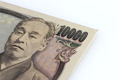 10,000 yen Stock Photography