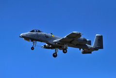 A-10 Royalty Free Stock Photography