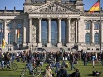 10 15 το 2011 Βερολίνο καταλαμβά Στοκ Εικόνες