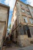 10 2012 stad lviv kan platsen ukraine Royaltyfri Bild