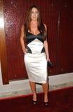 10 25 2007 för nicole för lansering för ca-dr hollywood travolta för rey s opera shapewear Fotografering för Bildbyråer