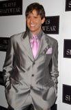 10 25 2007 rey shapewear robert s för opera för lansering för ca-dr hollywood Arkivbild