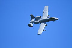 A-10 Royalty Free Stock Photo