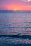 Восход солнца 10 Флориды Стоковая Фотография