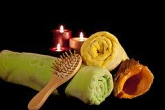 10 aromata serii terapia Obraz Royalty Free