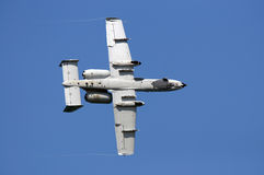 A-10 Belly Royalty Free Stock Image
