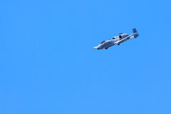 A-10 blikseminslag Royalty-vrije Stock Afbeelding