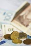 10 centesimi Fotografia Stock Libera da Diritti