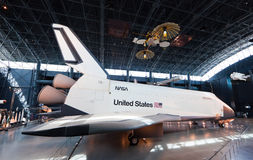 10 chantilly σαΐτα διαστημική Βιρτζίν Στοκ φωτογραφία με δικαίωμα ελεύθερης χρήσης