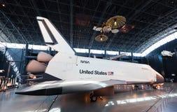 10 chantilly 10月航天飞机空间弗吉尼亚 免版税图库摄影