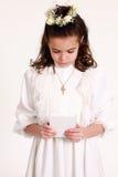 10 communion premier Photo stock