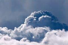 10 cumulus Fotografia Stock