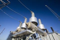 10 elétricos Foto de Stock Royalty Free