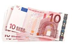 10 Euro Lizenzfreies Stockbild