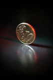 10 euro cent Royalty Free Stock Photography