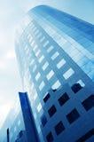 10 företags byggnader Arkivbilder