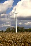 10 generaton wind Στοκ Φωτογραφία