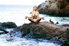 10 jogi Zdjęcie Royalty Free
