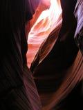 10 kanion antylop do środka zdjęcia stock