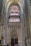 10 katedra Amiens France Obrazy Royalty Free