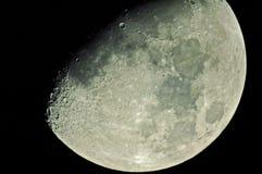 10 l 2005 księżyc. Zdjęcie Royalty Free